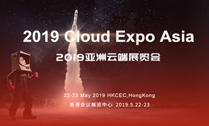 2019 Cloud Expo Asia
