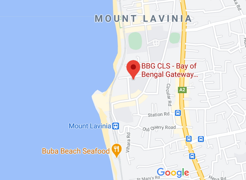 Mount Lavinia Cable Landing Station