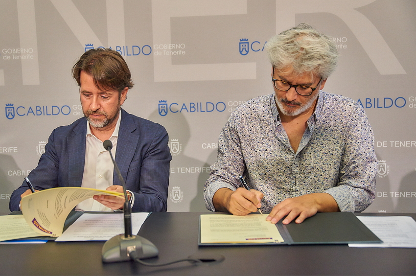 Google and Cabildo de Tenerife Sign MOU for Equiano Cable Project