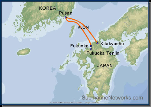 KJCN Cable Map