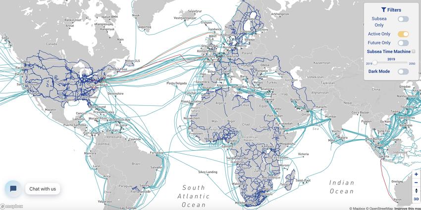 Network Atlas Improves Visualization of Global Internet ...
