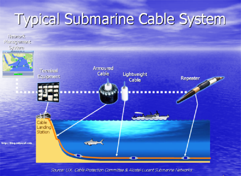 Risk Management In Submarine Cable System Submarine Networks